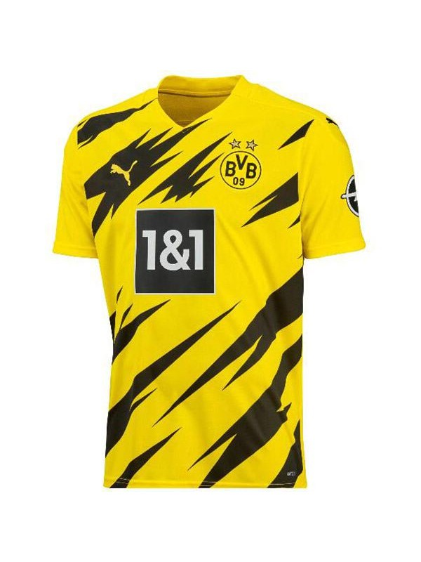Borussia Dortmund home jersey maillot match men's 1st sportwear football shirt 2020-2021