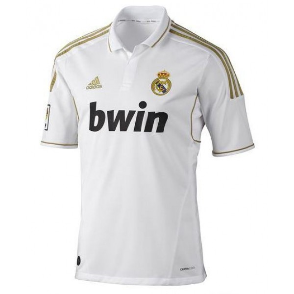 Real Madrid Home Retro Jersey 2012