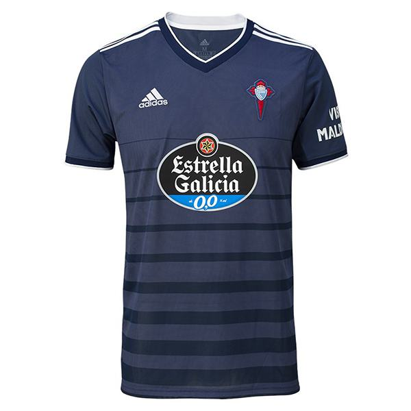Celta de vigo away soccer jersey maillot match men's second sportwear football shirt 2020-2021