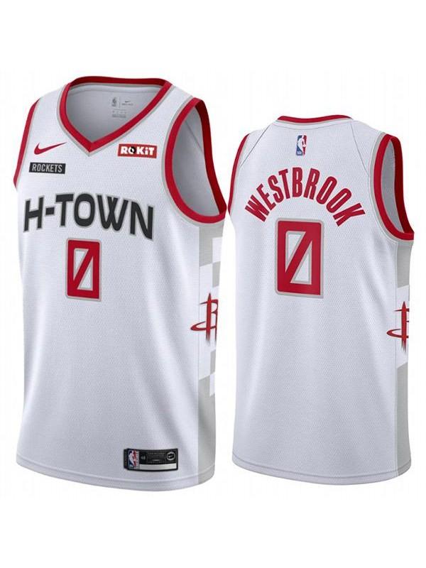 westbrook white jersey jersey on sale
