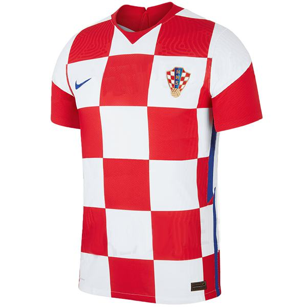 Croatia Euro 2020 home soccer jersey maillot match men's 1st soccer sportwear football shirt 2020