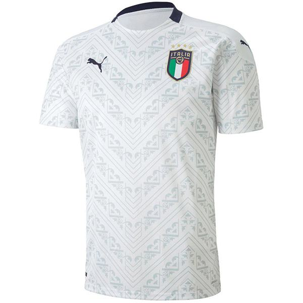 Italy away jersey EURO2020 maillot match men's 2ed soccer sportwear football shirt