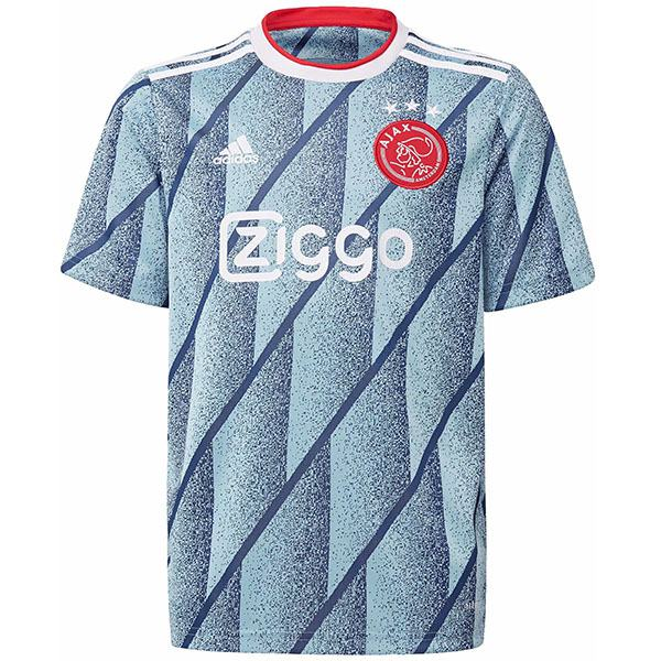 Ajax away jersey maillot match men's 2ed soccer sportwear football shirt 2020-2021
