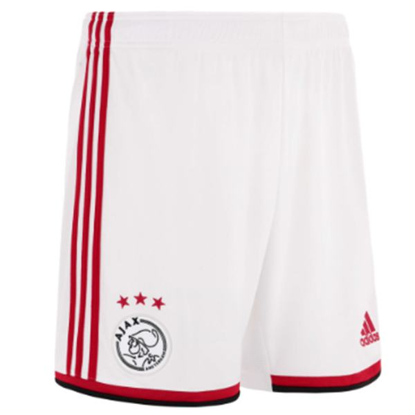 Ajax home shorts away football shorts maillot match men's 1st sportwear football pants 2020-2021