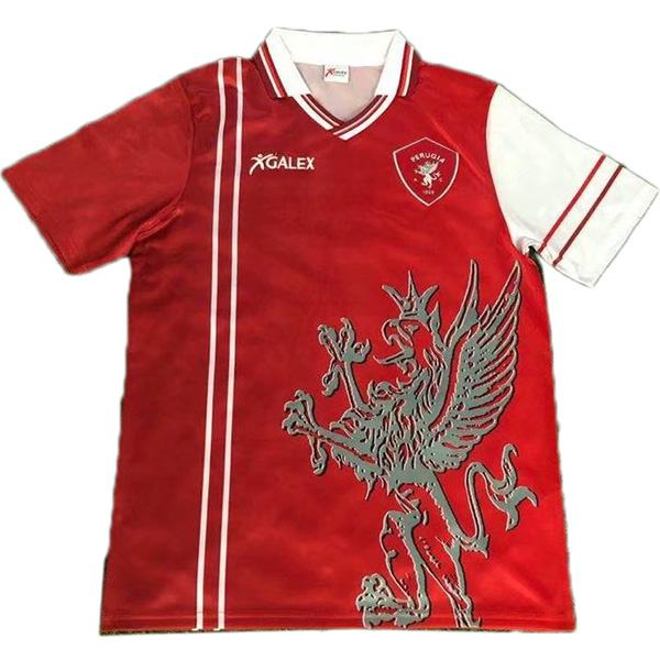 Associazione Calcistica Perugia Calcio retro home jersey maillot match men's 1st soccer sportwear football shirt 1998-1999