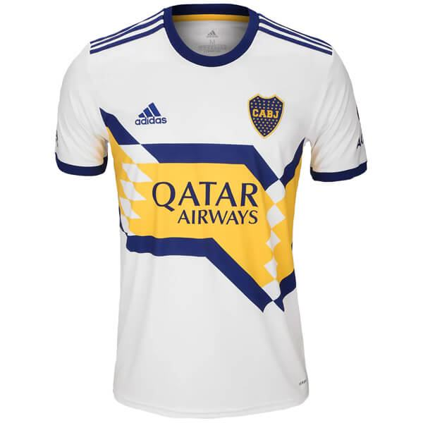 Boca juniors away jersey maillot match men's 2ed soccer sportwear football shirt 2020-2021