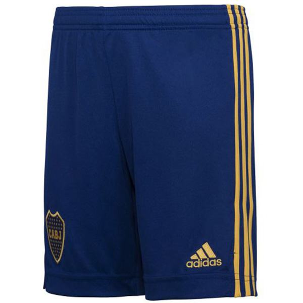 Boca Juniors Home Shorts Maillot Match Men's Soccer Sportwear Football Pants 2020-2021