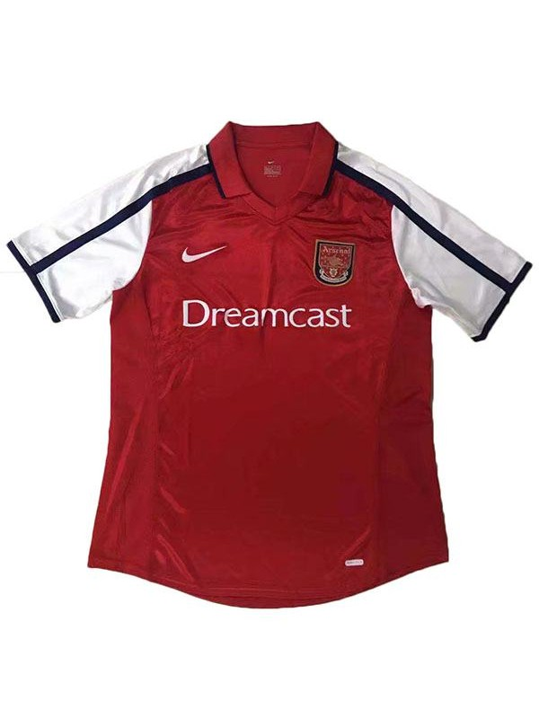 Arsenal Home Retro Jersey 2000