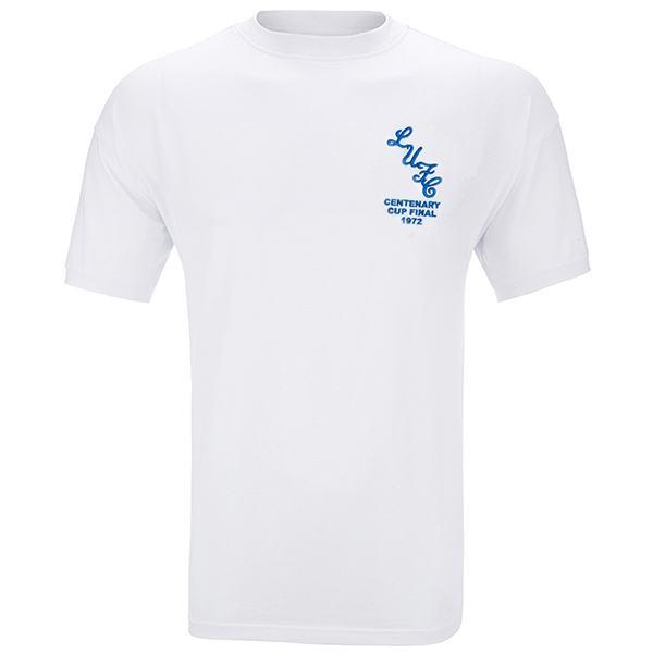 Leeds United home retro vintage soccer jersey match men's first sportswear football shirt 1972