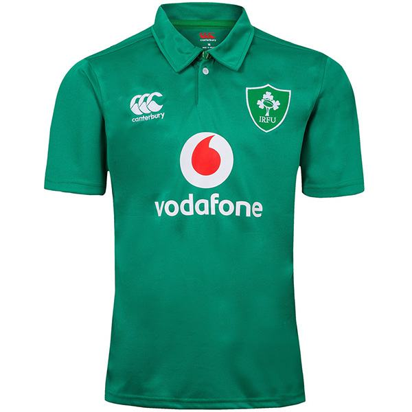 Ireland rugby jersey green 2019
