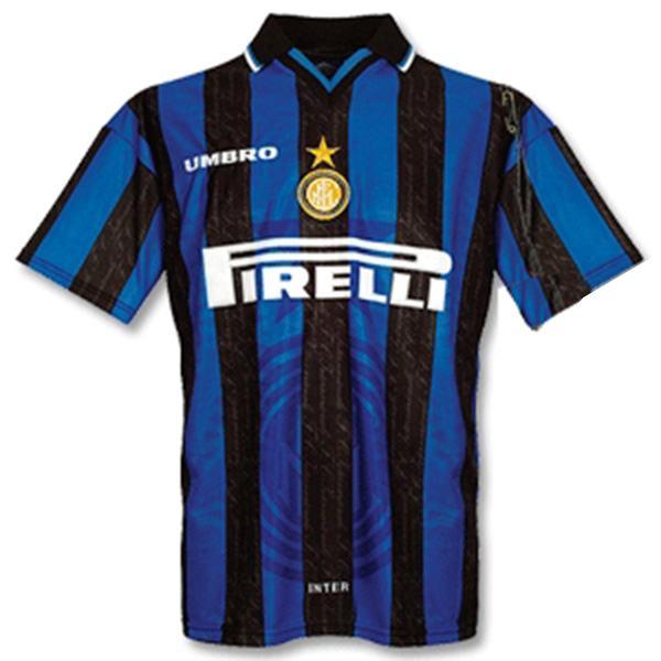 Inter Milan Home Retro Jersey 1997/98