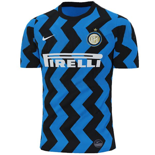 Inter milan home jersey maillot match men's 1st soccer sportwear football shirt 2020-2021