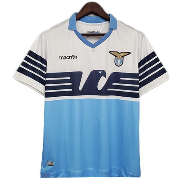 Lazio home retro vintage soccer jersey match men's first sportswear football shirt 2014-2015