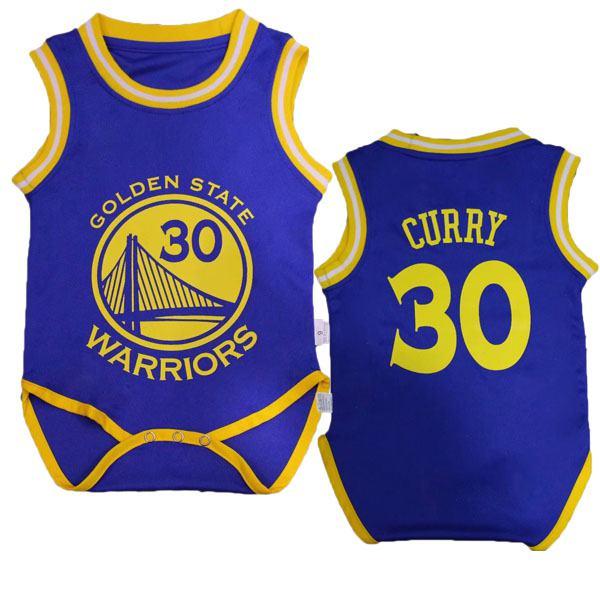 Golden State Warriors Stephen Curry 30 Onesie