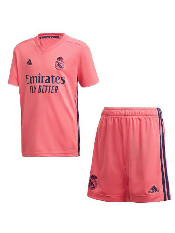 Real madrid away concept kids kit soccer children 2ed football shirt maillot match youth uniforms 2020-2021