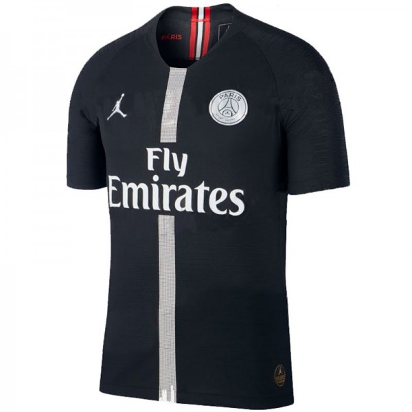 Jordan Paris Saint Germain Champions League Jersey Black 2018/2019