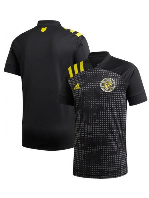 Columbus Crew SC away jersey maillot match men's 2ed soccer sportwear football shirt 2020-2021