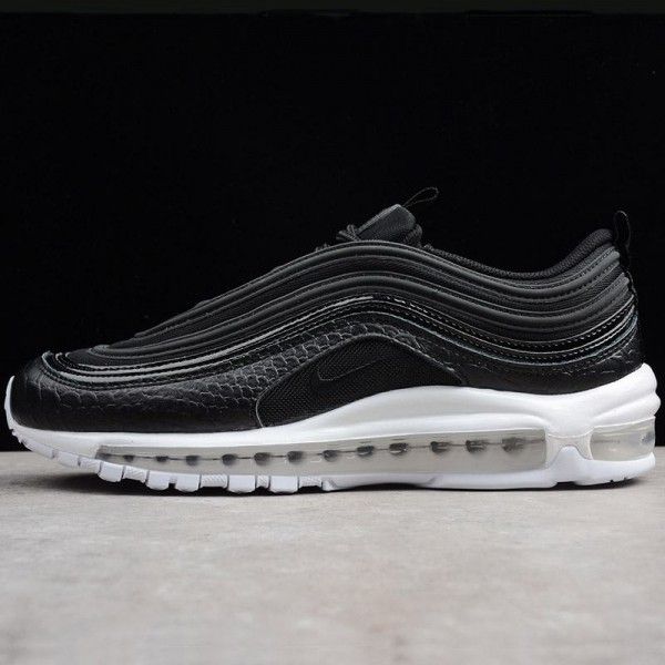 Bullet Air Max PLUS 97 TN black white shoes 2018