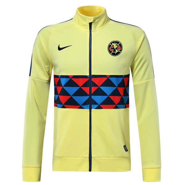 Club de Futbol América Jacket training jersey yellow 19/20
