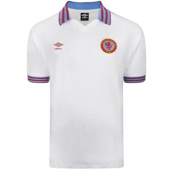Aston Villa away vintage retro jersey commemorating football shirt match men's second sportswear football shirt 1980
